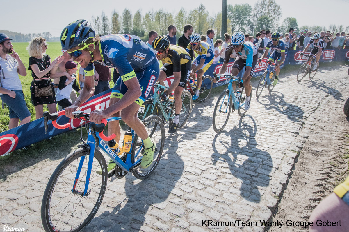 115th Paris-Roubaix 2017 (1.UWT) One Day Race: Compiègne › Roubaix (257km)