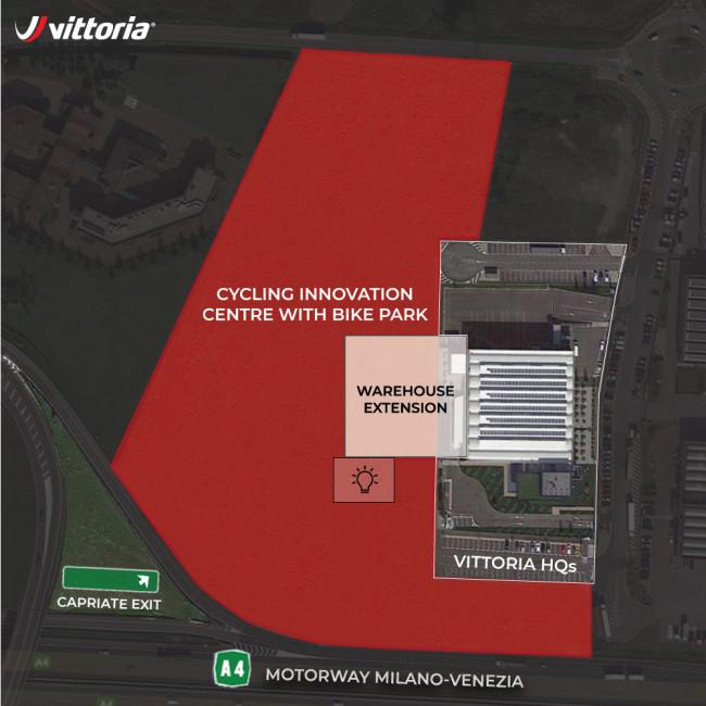 Vittoria-HQs-Extension-Map