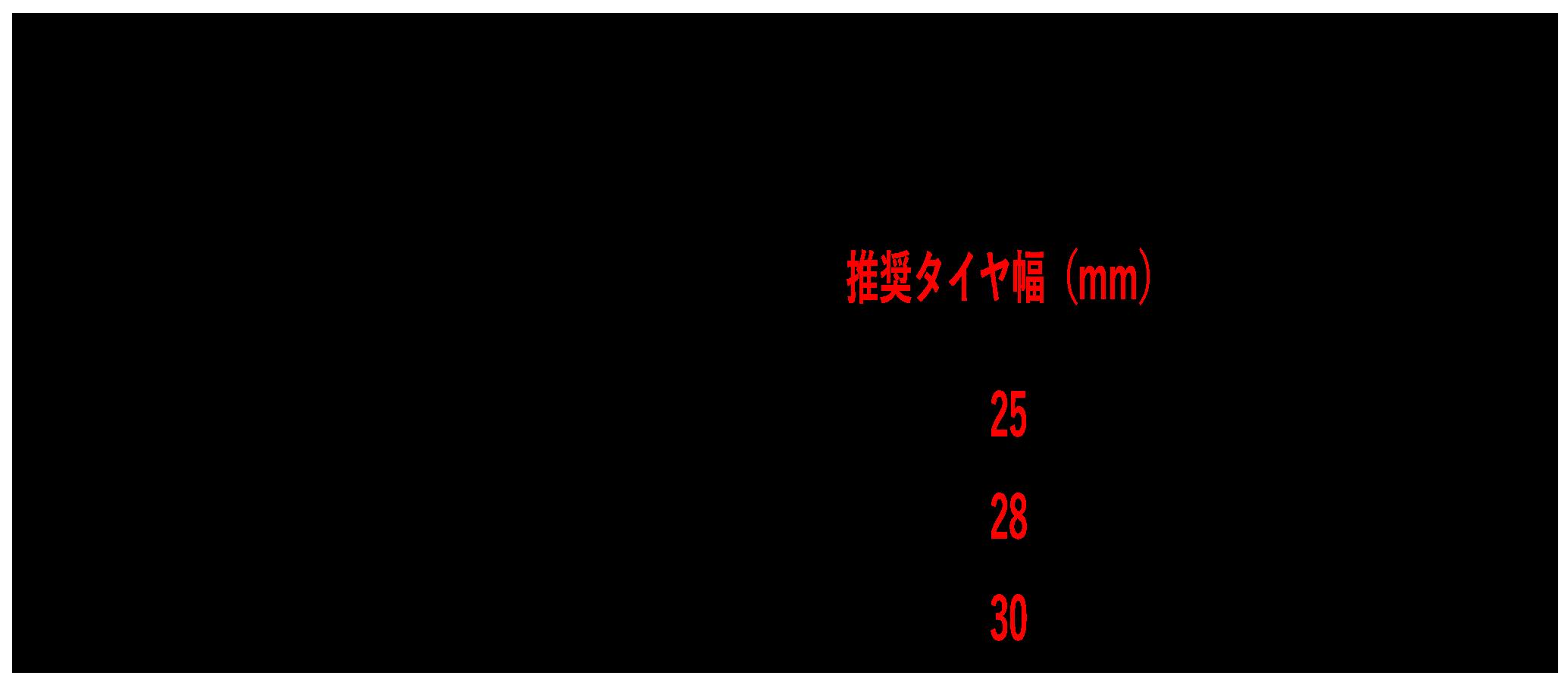 Air-Liner Road適合表